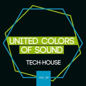 VA - United Colors of Sound - Tech House, Vol. 4 (2015)
