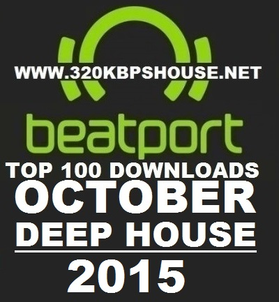 Beatport-DEEP-HOUSE-Top-100-October-2015