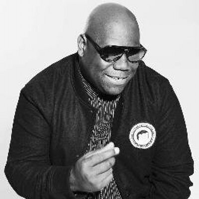 Carl Cox Best Of October Chart 2015