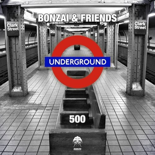 VA - Bonzai & Friends 500 (2015)