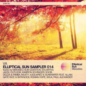 VA - Elliptical Sun Sampler 014 (2015)