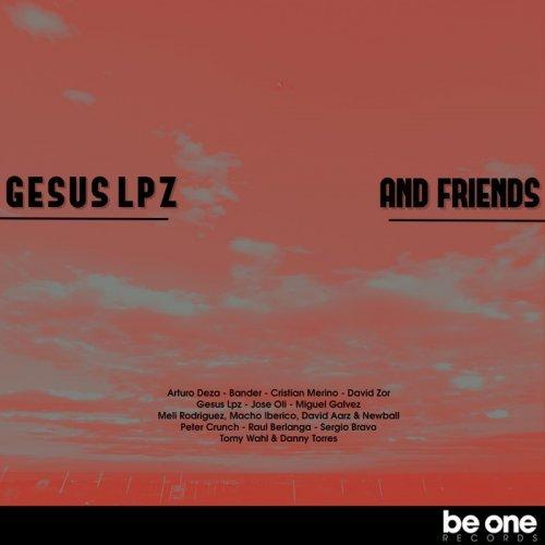 VA - Gesus Lpz And Friends Vol.2 (2015)