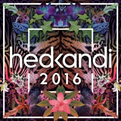 VA - Hed Kandi 2016 [HEDK147EEU] (2015)