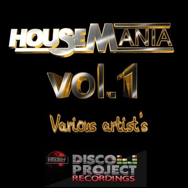 VA - House Mania Vol. 1 (2015)