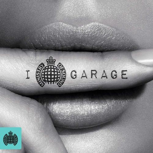 VA - Ministry Of Sound: I Love Garage (2015)