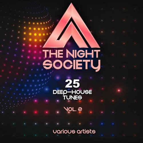 VA - The Night Society Vol 2 25 Deep-House Tunes (2015)
