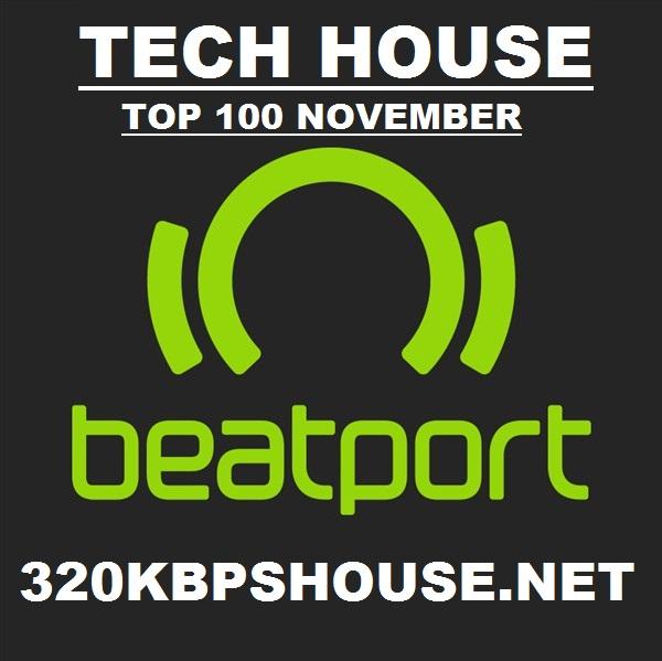 NOVEMBER TOP 100 TECHNO HOUSE - Kopya