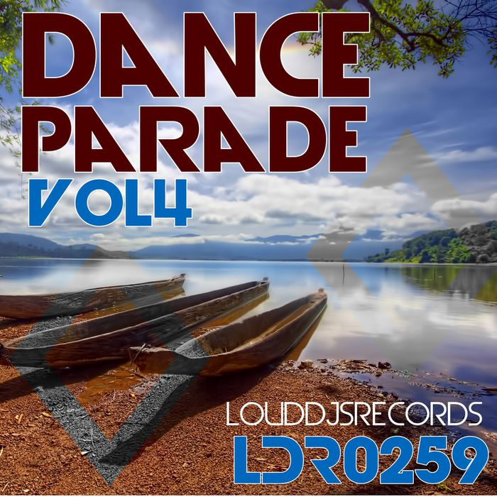 VA - Dance Parade, Vol. 4 (2015)