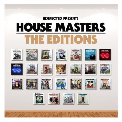 VA - Defected Presents House Masters - The Editions 2015