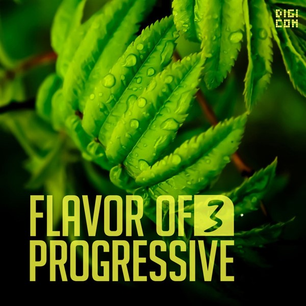 VA - Flavor Of Progressive 03 (2015)