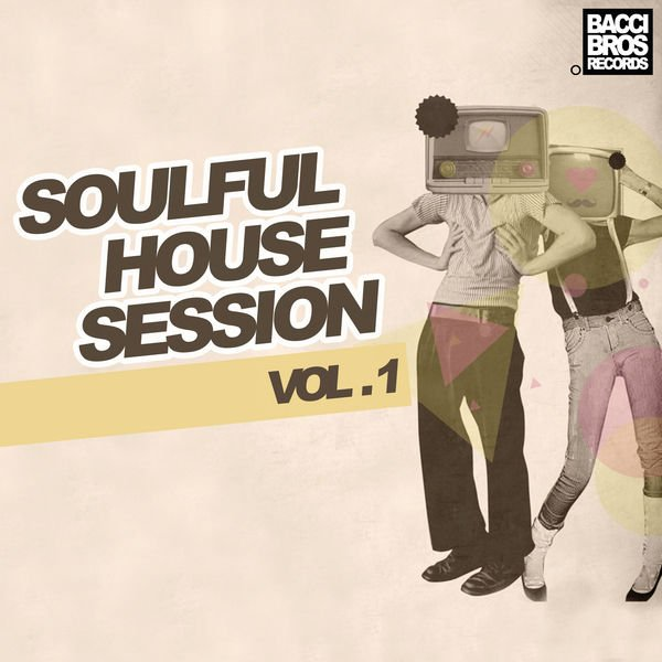 VA - Soulful House Session - Vol. 1 (2015)
