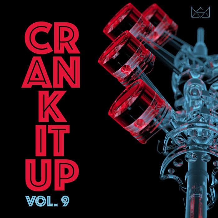 VA - Crank It Up Vol 9 (2015)