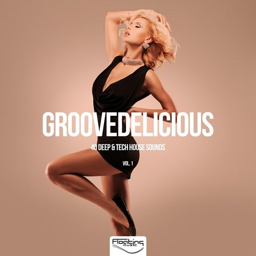 VA - Groovedelicious Vol 1 40 Deep and Tech House Sounds