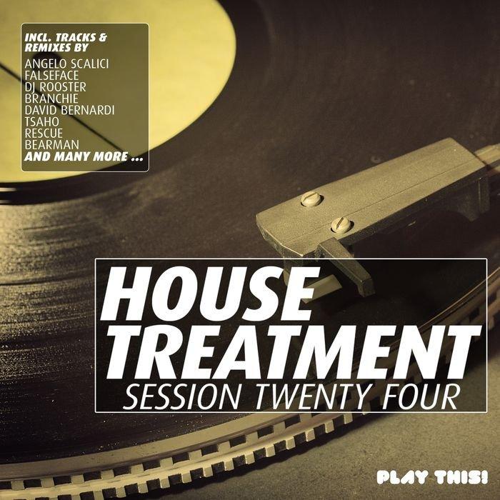 VA - House Treatment - Session Twenty Four (2015)