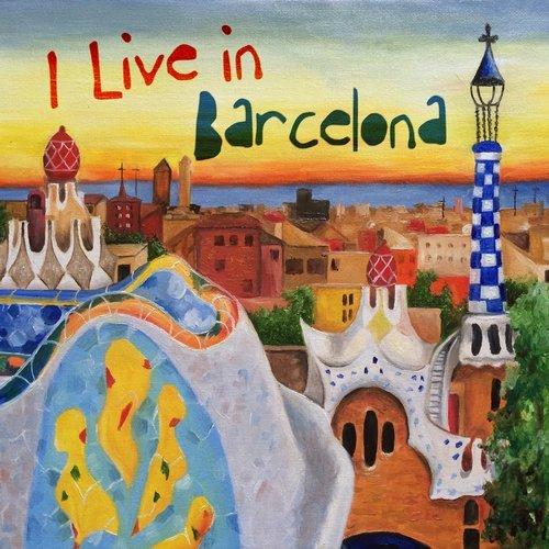 VA - I Live In Barcelona (2015)