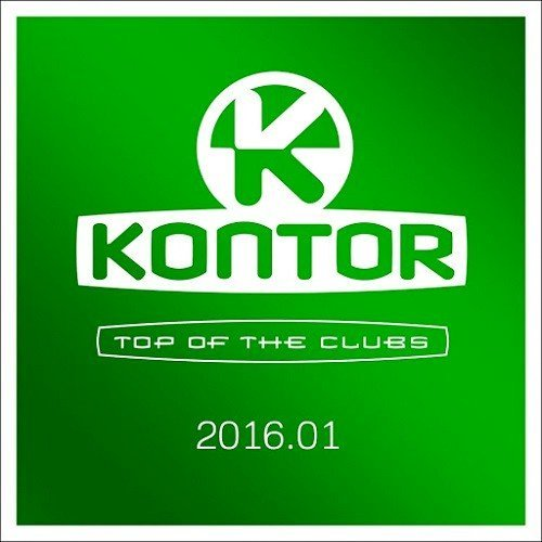 VA - Kontor Top of the Clubs 2016.01