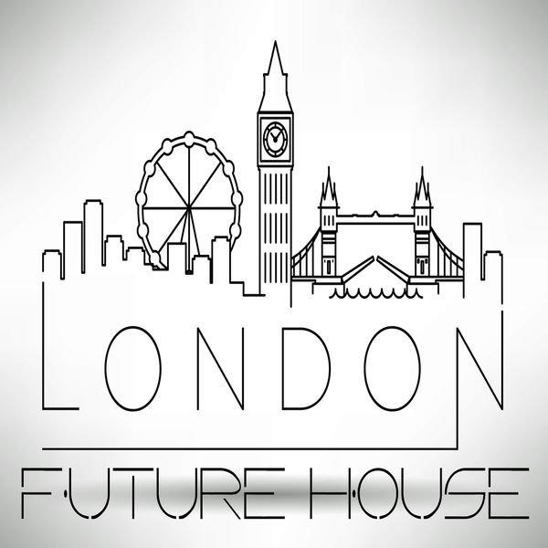 VA - London Future House (2015)