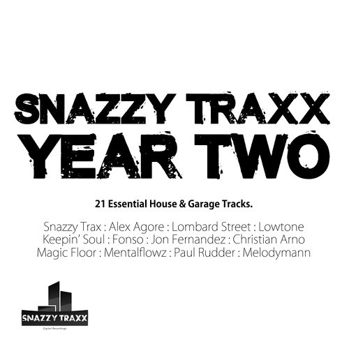 VA - Snazzy Traxx (Year Two) (2015)