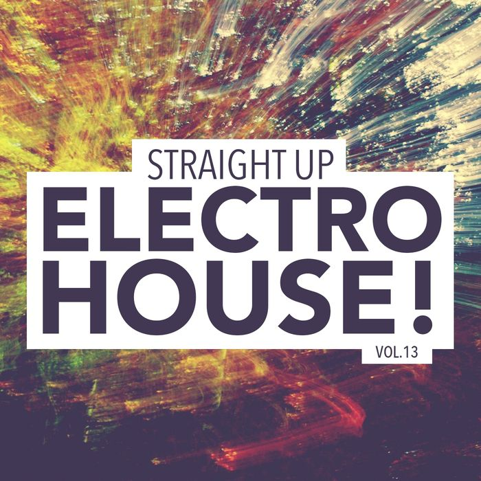 VA - Straight Up Electro House Vol 13 (2015)