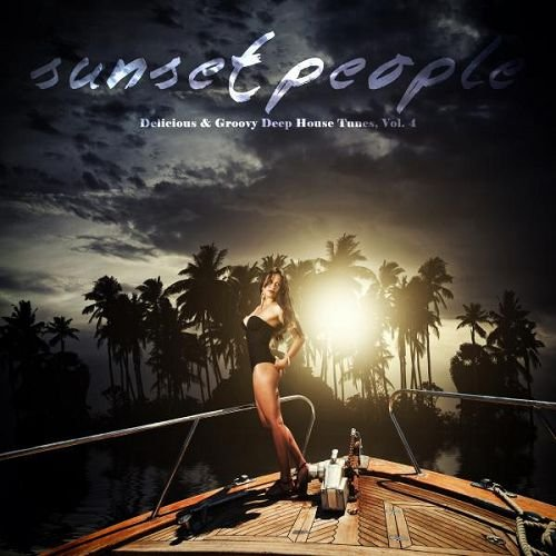 VA - Sunset People - Delicious and Groovy Deep House Tunes Vol 4 (2015)