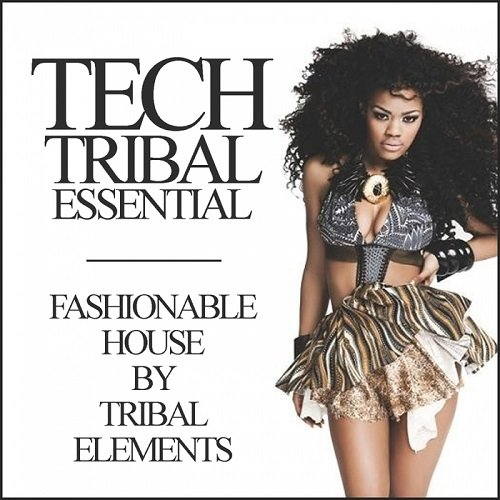 VA - Tech Tribal Essential Fashionable House By Tribal Elements (2015)
