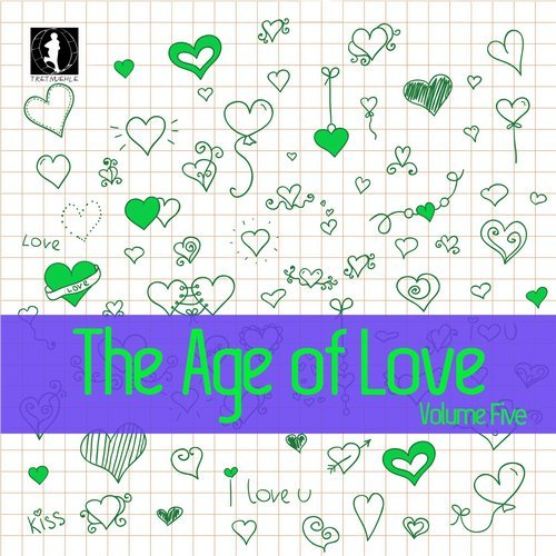 VA - The Age of Love, Vol. 5 (2015)