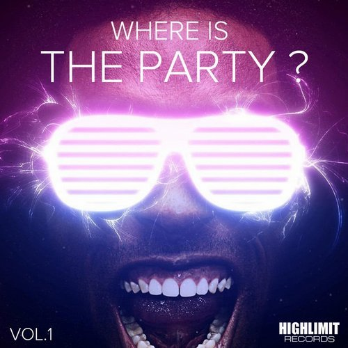 VA - Where Is The Party Vol 1 (2015)