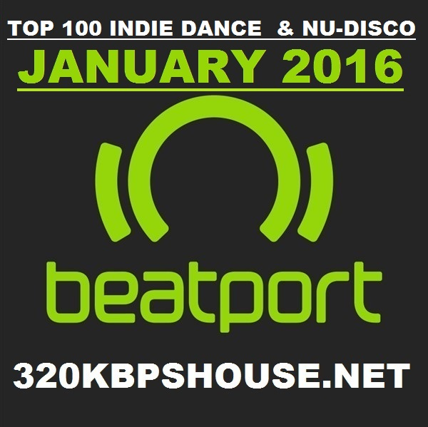 JANUARY-INDIE DANCE-TOP-100