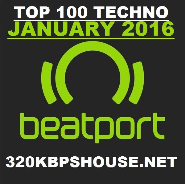 JANUARY-TECHNO-TOP-100 JANUARY 2016