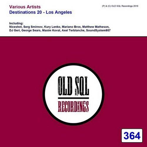 VA - Destinations 20 - Los Angeles (2016)