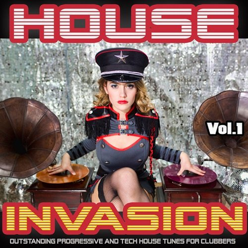 VA - House Invasion, Vol 1 (2016)