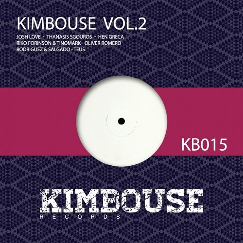 VA - Kimbouse Vol 2 (2016)