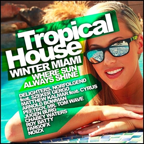 VA - Tropical House Winter Miami (2016)