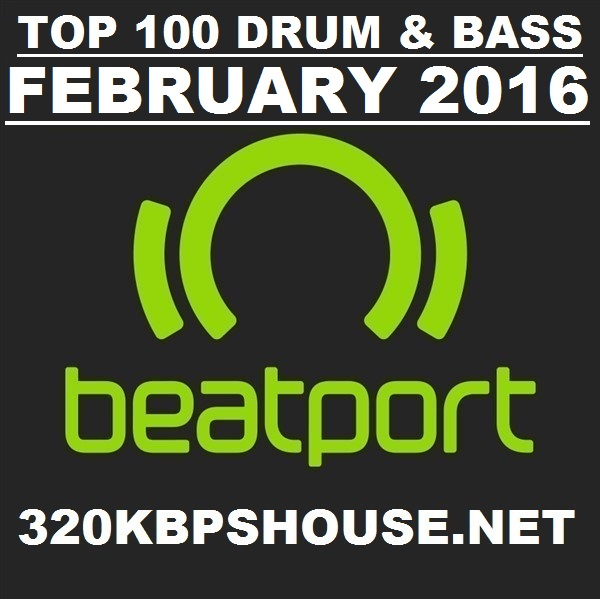 DRUM-BASS-TOP-100-FEBRUARY 2016