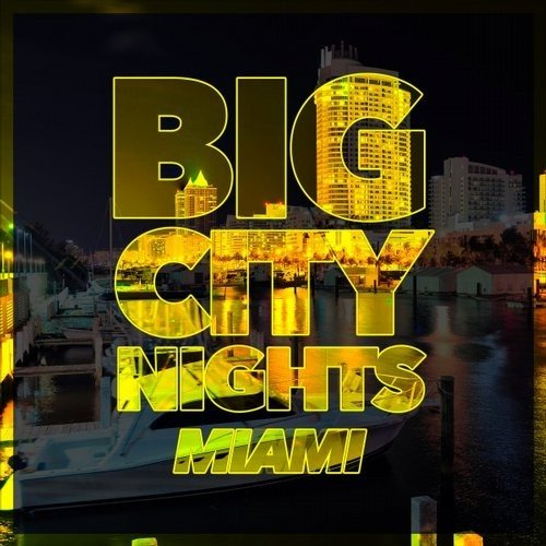 VA - Big City Nights Miami (2016)