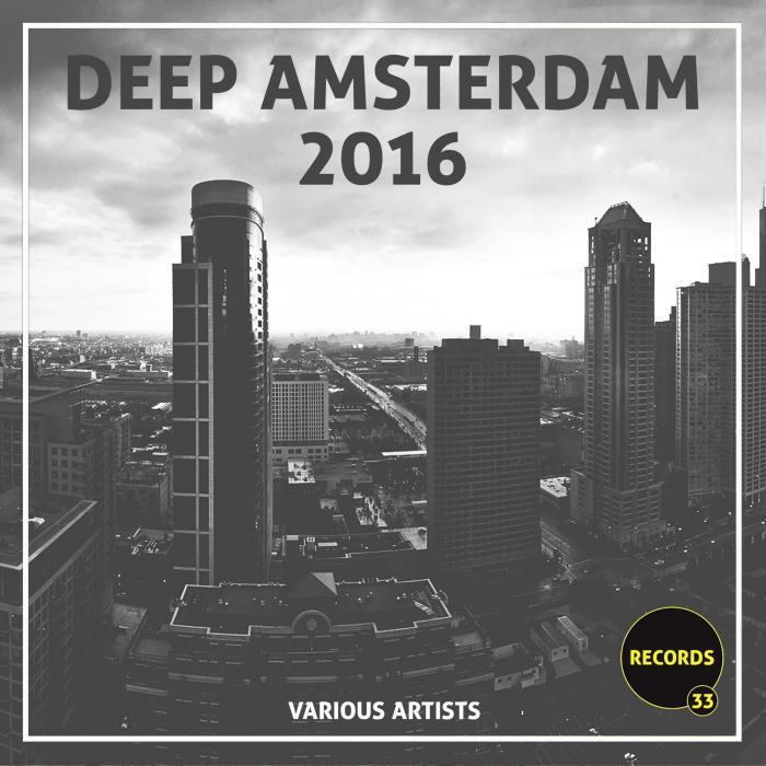 VA - Deep Amsterdam 2016