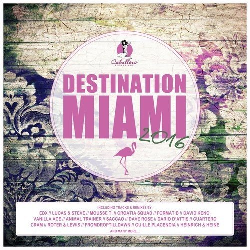 VA - Destination Miami 2016 (2016)
