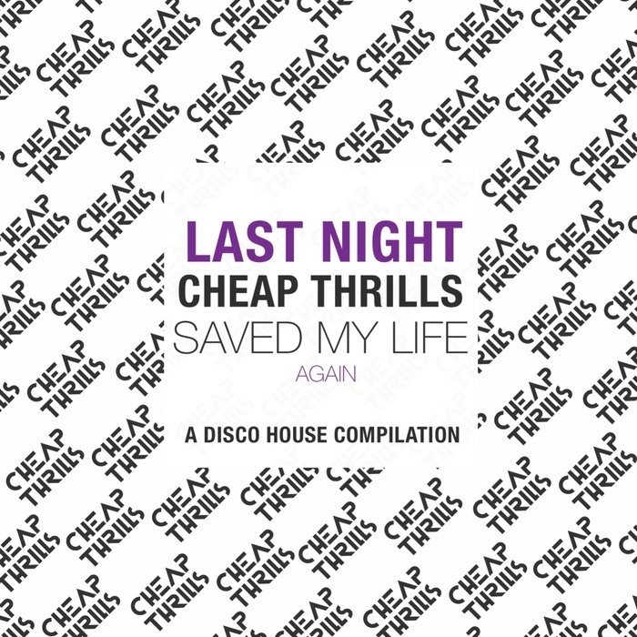 VA - Last Night Cheap Thrills Saved My Life Again (A Disco House Compilation)