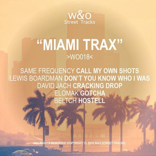 VA - Miami Trax (2016)