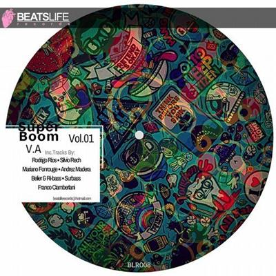 VA - Super Boom, Volume 01 (2016)