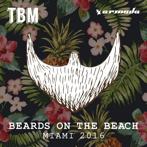 VA - The Bearded Man Beards On The Beach (Miami 2016)