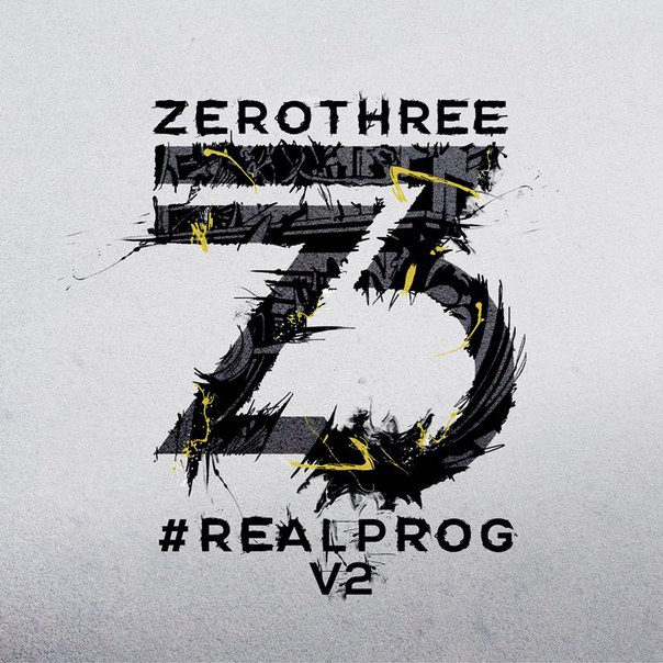 VA - Zerothree Presents REALPROG V.2 (2016)