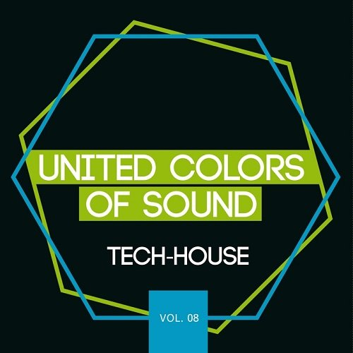 VA - United Colors Of Sound Tech House Vol 8 (2016)