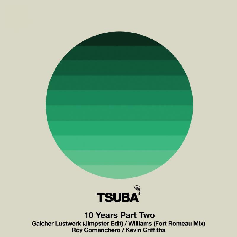 VA - 10 Years Of Tsuba Pt. 2 (2016)