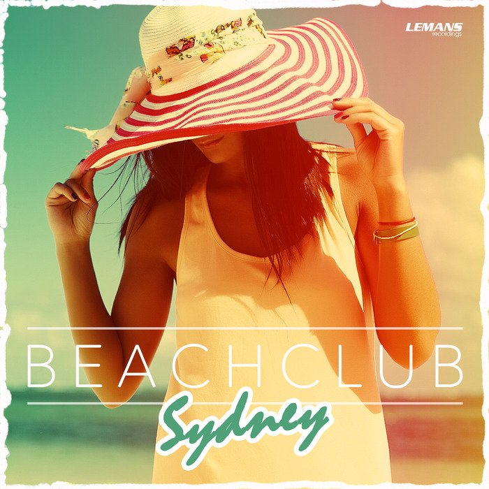 VA - Beach Club Sydney (2016)