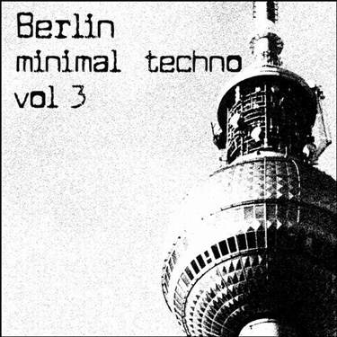 VA - Berlin Minimal Techno, Vol. 3 (2016)