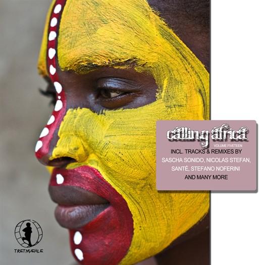VA - Calling Africa 15 (2016)