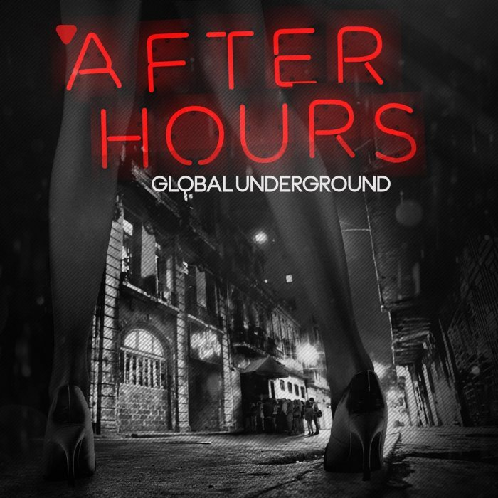 VA - Global Underground Afterhours (2016)