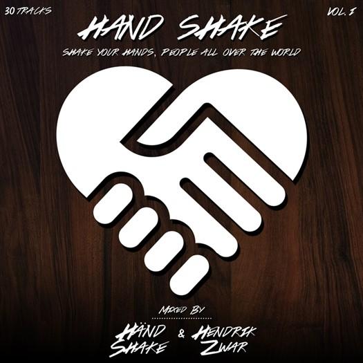 VA - Hand-Shake Vol 1 (2016)