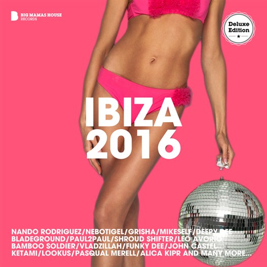VA - Ibiza 2016 (Deluxe Version) (2016)